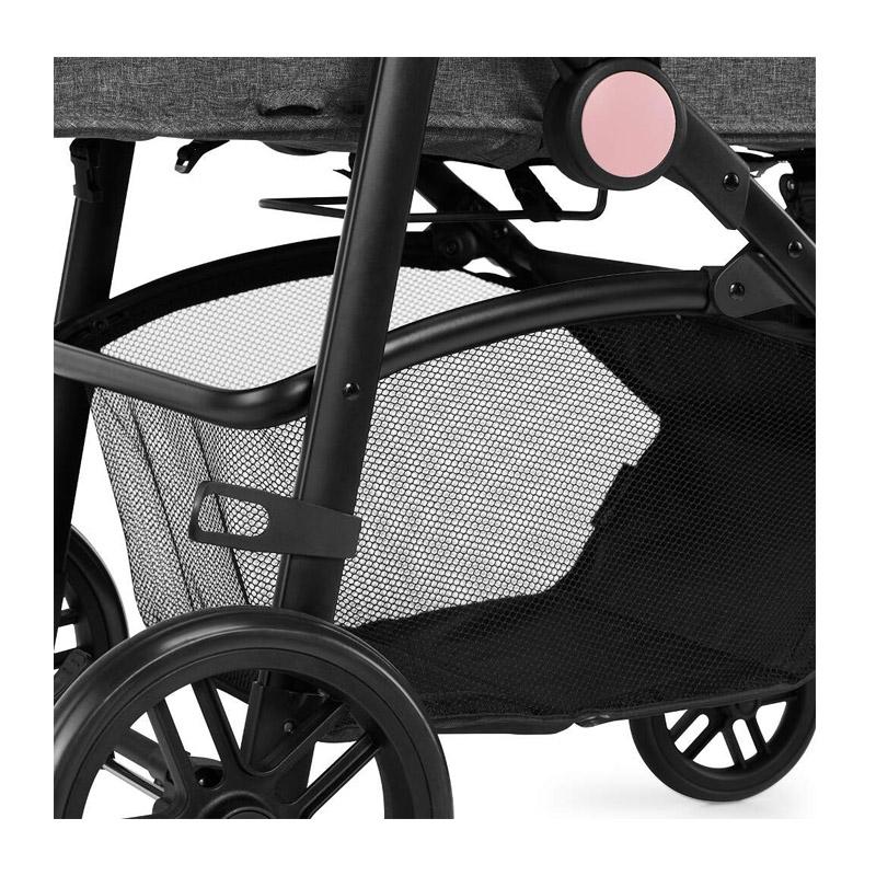 Παιδικό Καρότσι 3 σε 1 Χρώματος Γκρι KinderKraft JULI