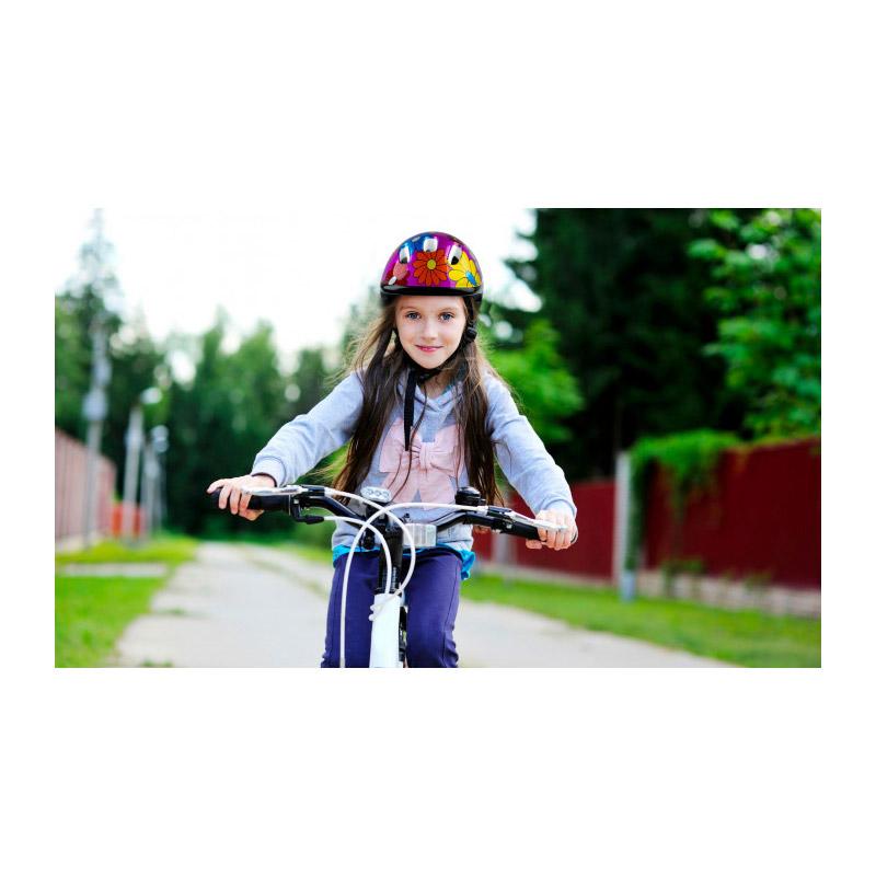 Παιδικό Κράνος Ασφαλείας Χρώματος Φούξια MWS15220