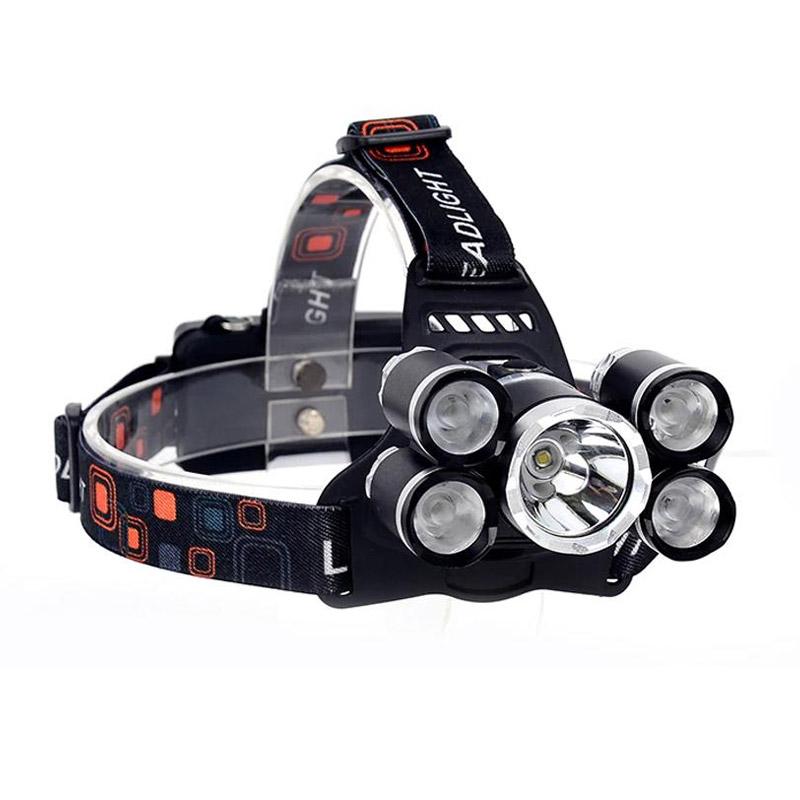 Πανίσχυρος Φακός Κεφαλής με LED SPM DB4338