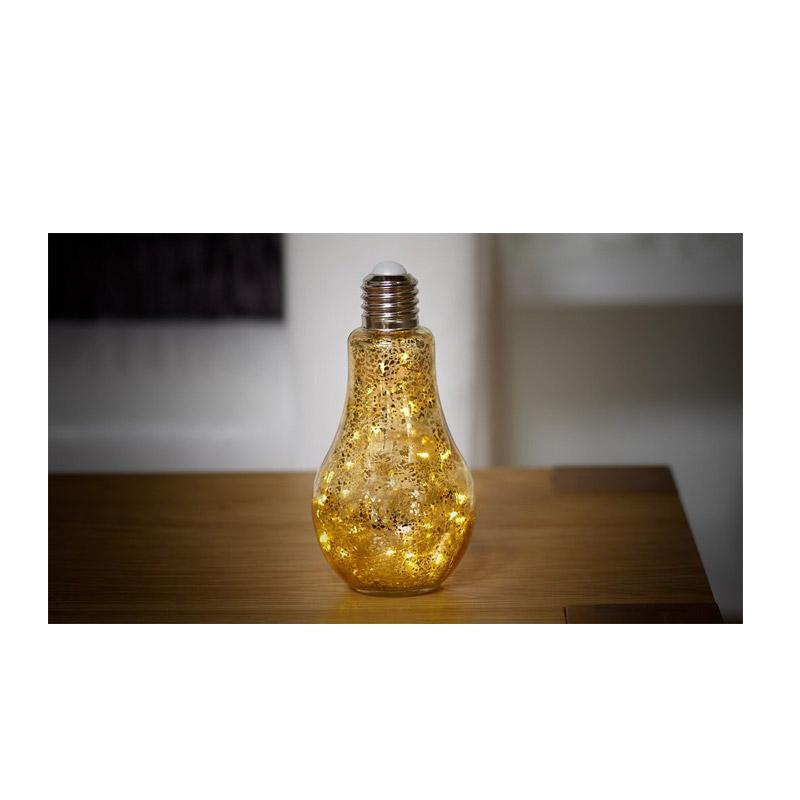Φωτιστικό σε Σχήμα Λαμπτήρα - GloBrite Crystal Bulb VL2452