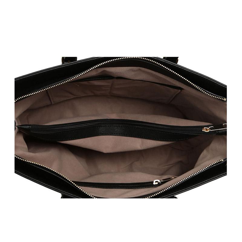5f4ec9ba69 Γυναικεία Τσάντα Χειρός Χρώματος Μαύρο Beverly Hills Polo Club 562  650BHP0521