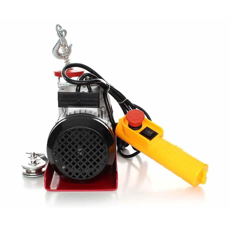 Ηλεκτρικό Παλάγκο Συρματόσχοινου 125/250 Kg 550 W Kraft&Dele ΚD-1524