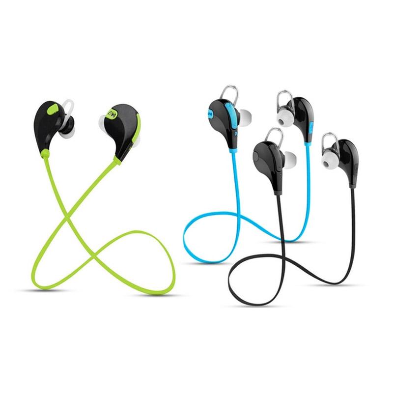 Ασύρματα Ακουστικά Bluetooth Χρώματος Μπλε Aquarius R175090