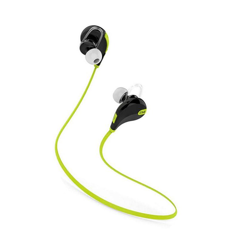 Ασύρματα Ακουστικά Bluetooth Χρώματος Πράσινο Aquarius R175091