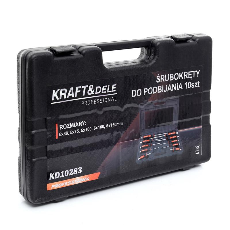 Σετ Κατσαβίδια 10 τμχ Kraft&Dele ΚD-10283