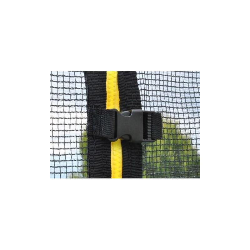 Τραμπολίνο με Δίχτυ και Σκάλα 366 cm Malatec 3252