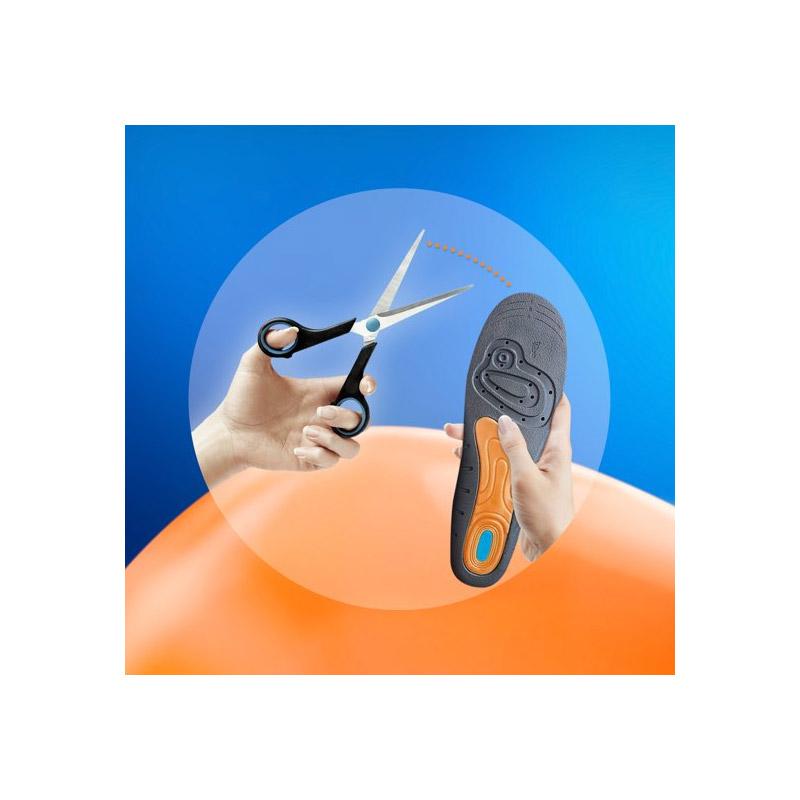 Ανδρικοί Ανατομικοί Πάτοι Size 42 - 46.5 Scholl GelActiv Work SCHOLLINS- WM