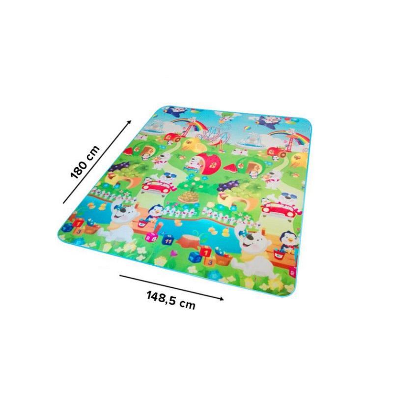 Παιδικό Ισοθερμικό Ταπέτο 148.5 x 180 cm Hoppline HOP1000621-4
