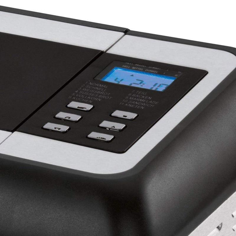 Αυτόματος Αρτοπαρασκευαστής 700 W Clatronic CLATRONIC BBA 3365