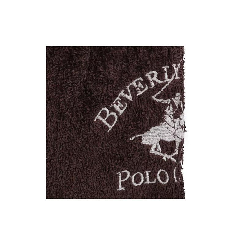 Ανδρικό Μπουρνούζι Χρώματος Καφέ Beverly Hills Polo Club 355BHP1703