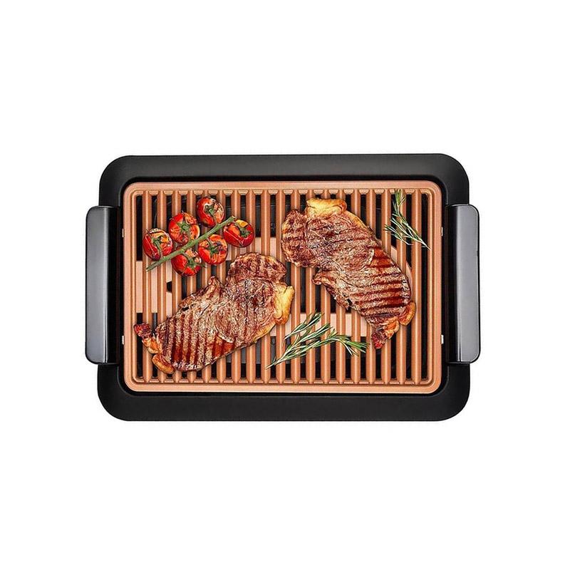 Ψηστιέρα - Γκριλιέρα 1250 W GEM BN3670