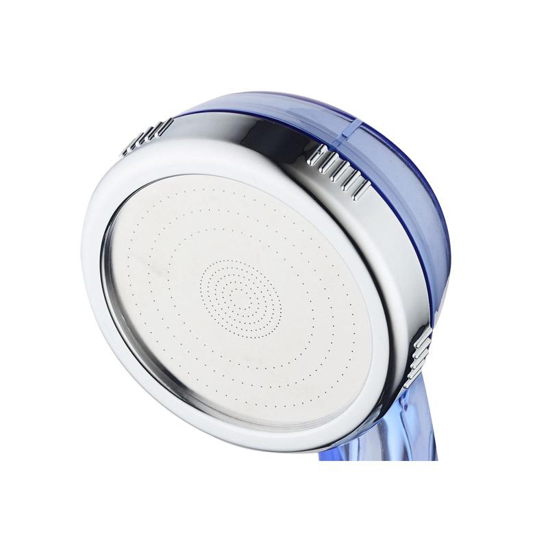 Κεφαλή Ντους με Κεραμικό Φίλτρο Αρνητικών Ιόντων Herzberg HG-8024