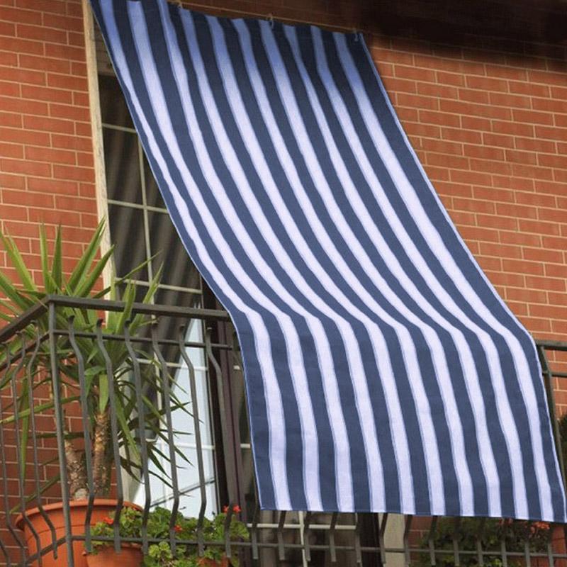 Τέντα με Ενισχυμένους Δακτυλίους 290 x 290 cm Χρώματος Μπλε MWS15968