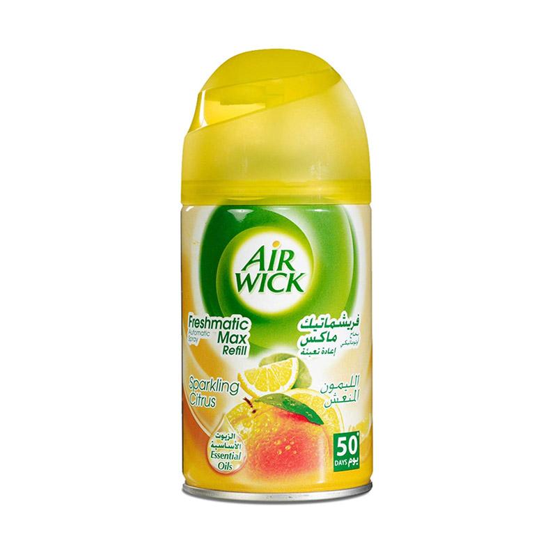 Ανταλλακτικό Αρωματικό Σπρέι Χώρου Freshmatic Max Citrus Airwick 250 ml Airwick_Citrus