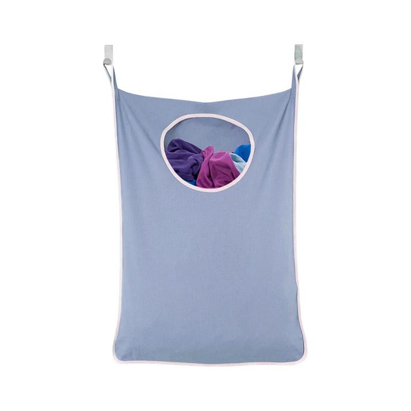 Θήκη Απλύτων με Γάντζους Χρώματος Μπλε SPM DB4922