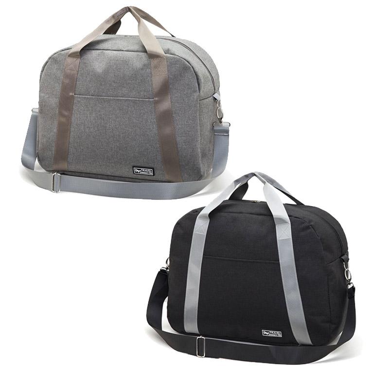 Τσάντα Ταξιδιού 43 x 33 x 17.5 cm Χρώματος Μαύρο SPM DB5380