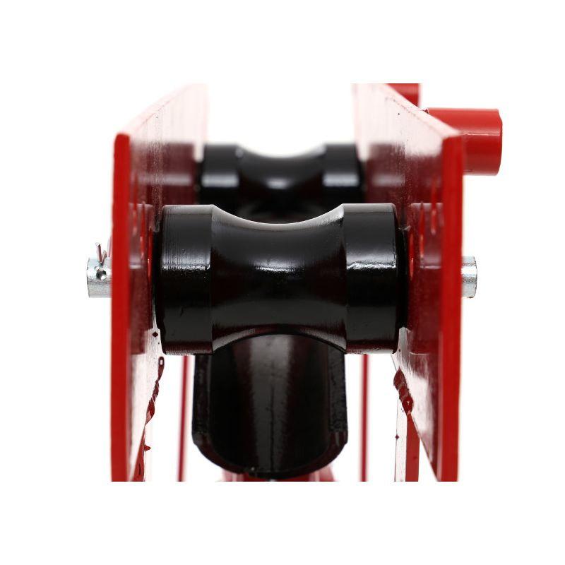 Υδραυλικός Κουρμπαδόρος 16 T με 6 Μήτρες Kraft&Dele KD-339
