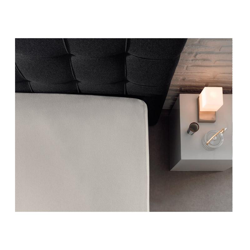 Σετ 4 Μονά Σεντόνια Jersey Ξενοδοχειακής Ποιότητας 5 Αστέρων 90 x 200 cm Χρώματος Μπεζ SleepTime 8719831792023