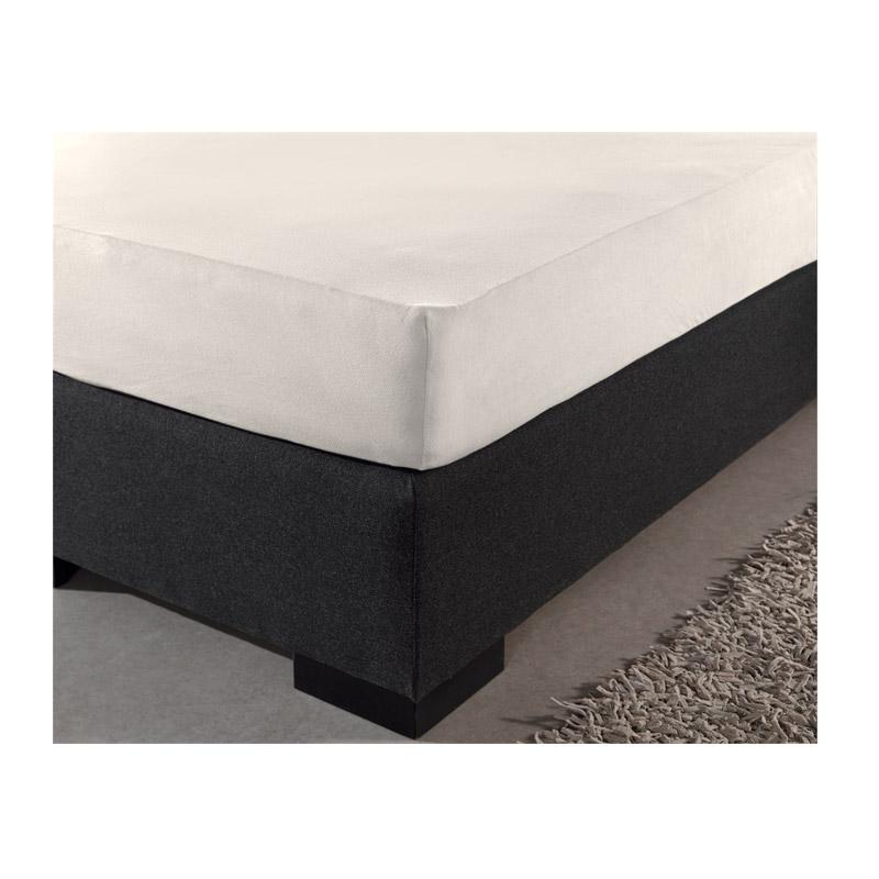 Σετ 4 Υπέρδιπλα Σεντόνια Jersey Ξενοδοχειακής Ποιότητας 5 Αστέρων 160 x 200 cm Χρώματος Μπεζ SleepTime 8719831792047