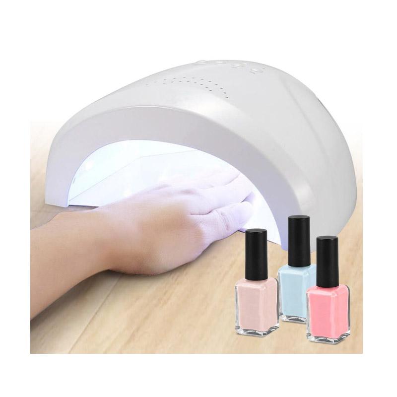 Φουρνάκι Νυχιών με 30 UV LED Λυχνίες 4 W Hoppline HOP1000945-1