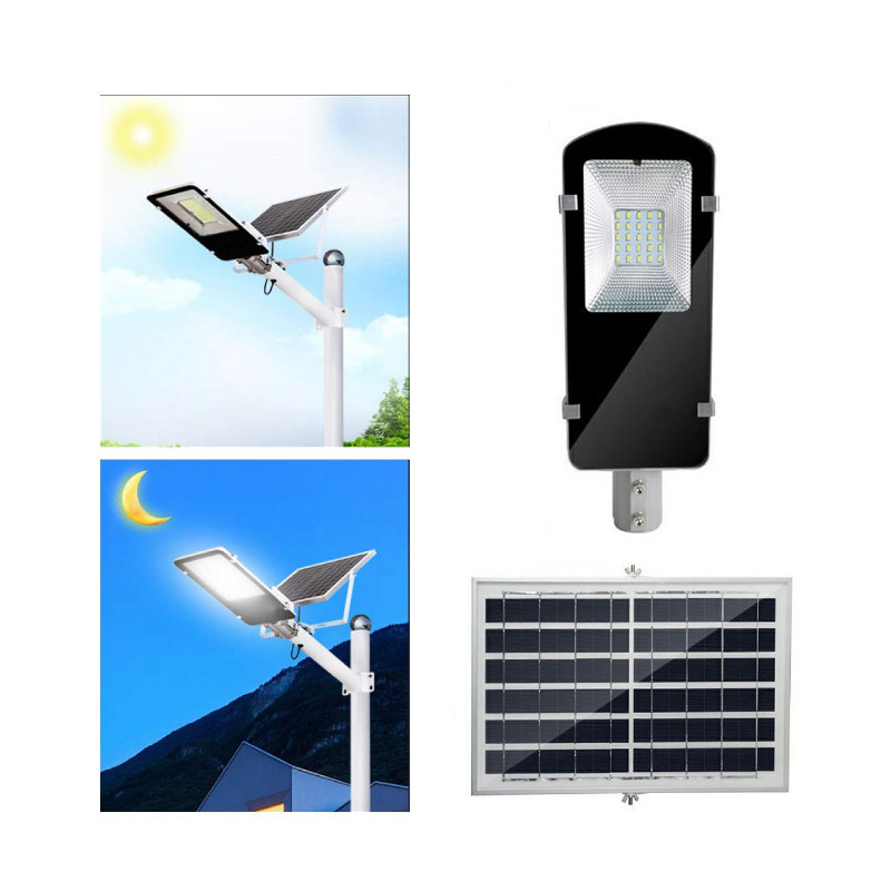 Ηλιακός Προβολέας με 110 LED και Τηλεχειριστήριο Hoppline HOP1000959-3