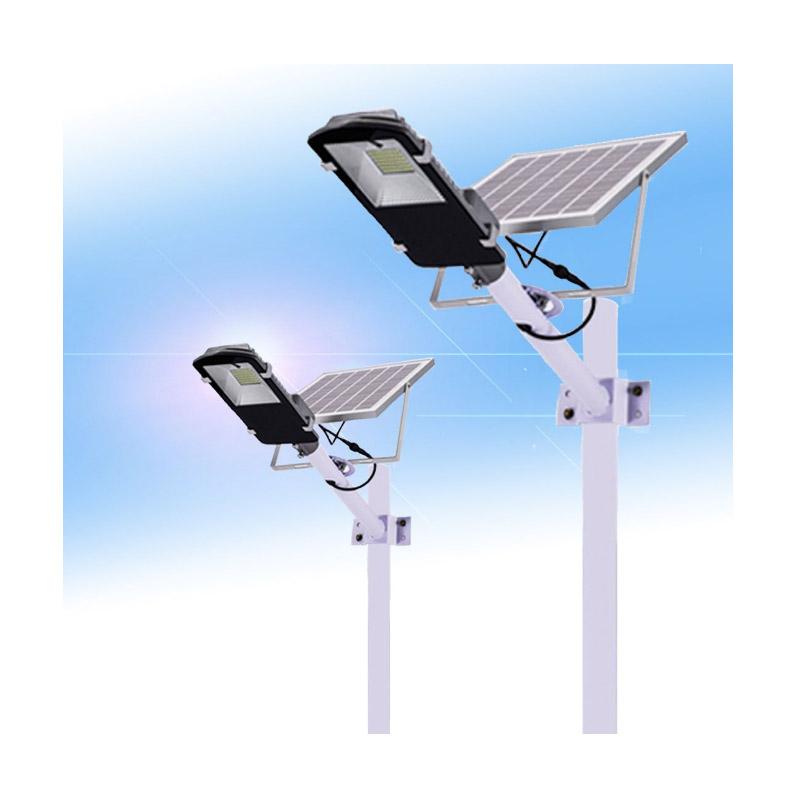 Ηλιακός Προβολέας με 40 LED και Τηλεχειριστήριο Hoppline HOP1000959-1