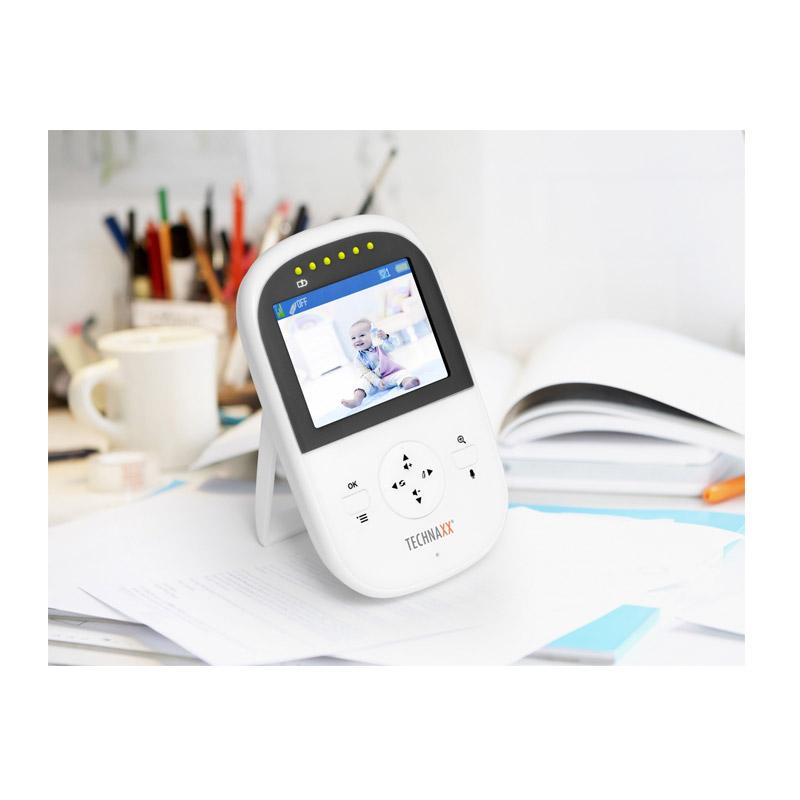 """Συσκευή Παρακολούθησης Μωρού με Έγχρωμη Οθόνη 2.31"""" Technaxx TX-118"""