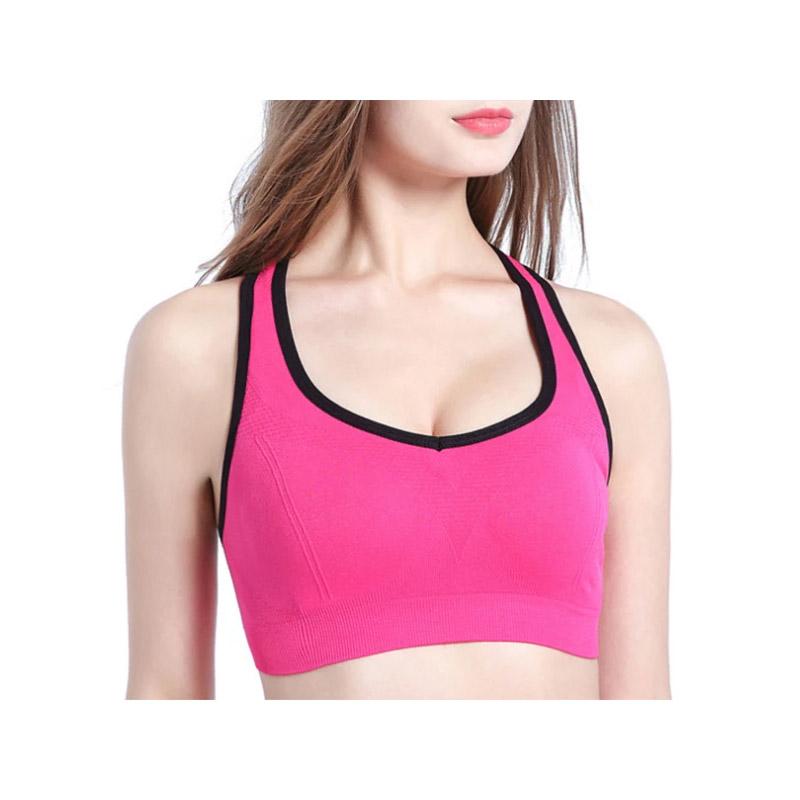 Αθλητικό Σουτιέν Χρώματος Ροζ SPM DB5236