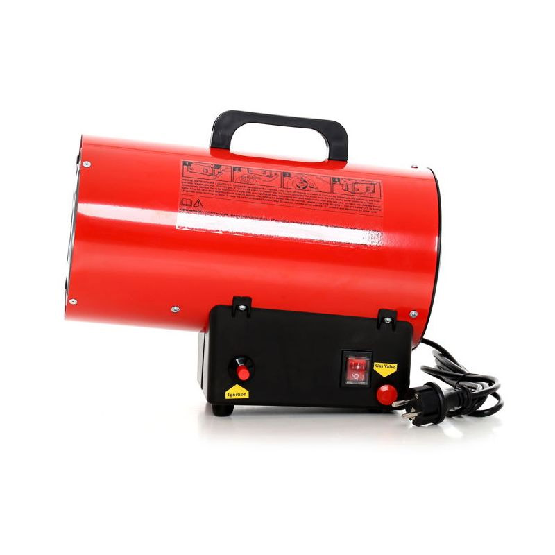Αερόθερμο Υγραερίου 15 kW Kraft&Dele KD-11703
