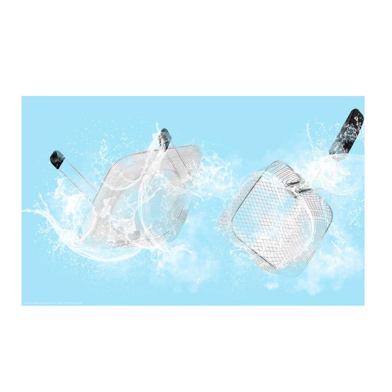 Φριτέζα με Φίλτρο Καθαρισμού Λαδιού Cecotec CleanFry Infinity 1500 1.5 Lt CEC-03070