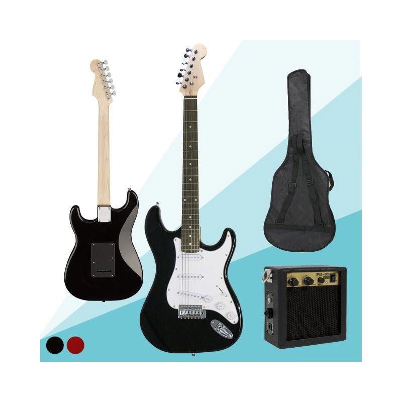 Ηλεκτρική Κιθάρα με Ενισχυτή Hoppline HOP1000983-2