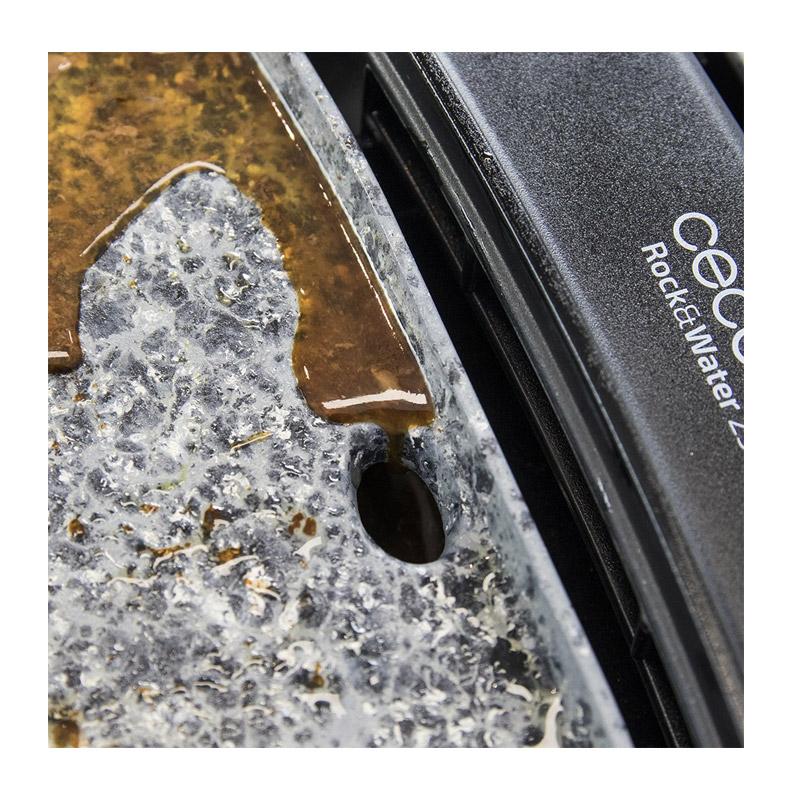 Ηλεκτρική Ψηστιέρα - Γκριλιέρα Cecotec Rock&Water 2500 CEC-03053