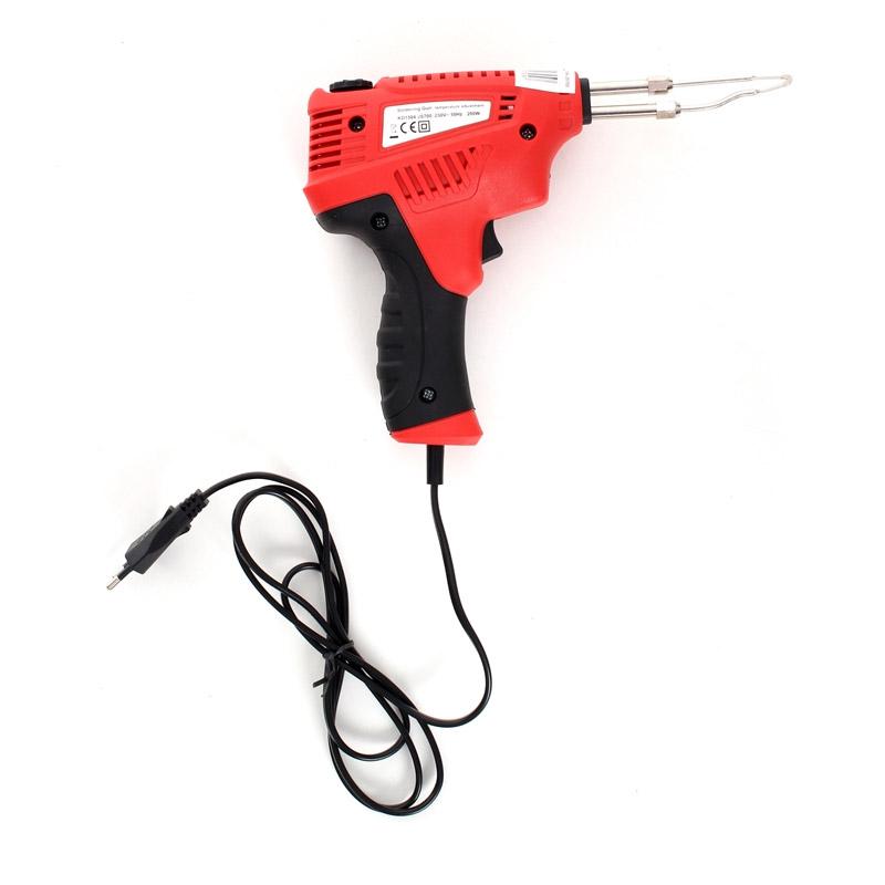 Ηλεκτρικό Κολλητήρι Πιστόλι 200 W Kraft&Dele KD-1504