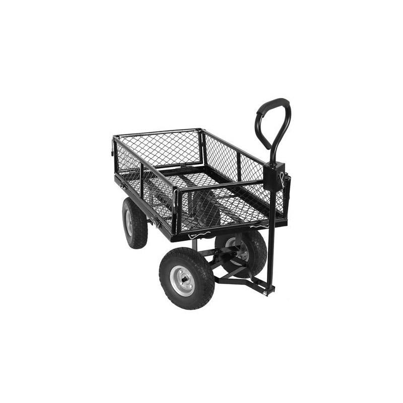 Τρέιλερ Μεταφοράς - Καρότσι Κήπου 100 Lt Malatec 9038