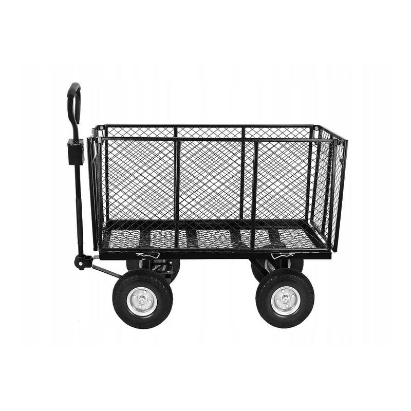 Τρέιλερ Μεταφοράς - Καρότσι Κήπου 250 Lt Malatec 9040