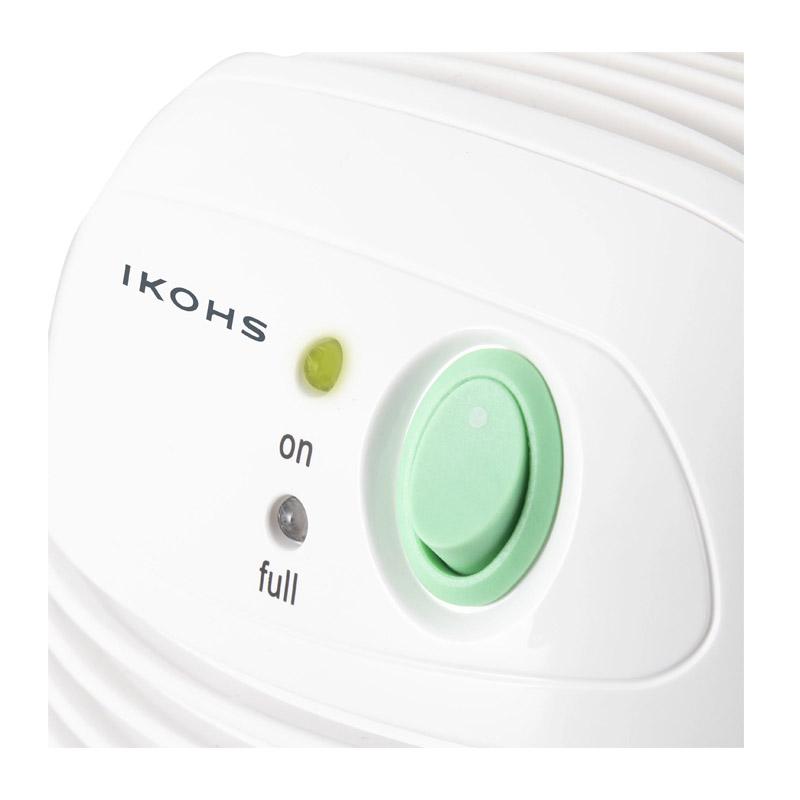 Αφυγραντήρας 0.5 Lt Χρώματος Λευκό IKOHS 8435572600495