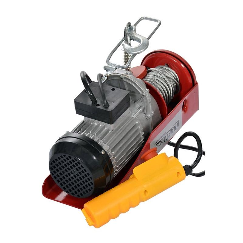 Ηλεκτρικό Παλάγκο Συρματόσχοινου 400/800 Kg 1300 W Kraft&Dele KD-1526
