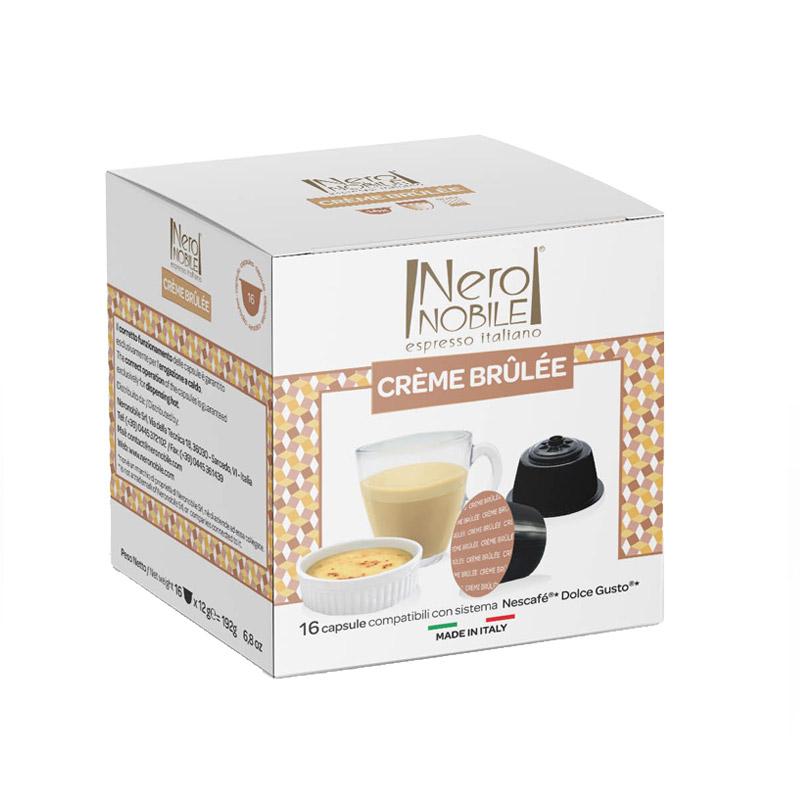 Κάψουλες Καφέ Neronobile Creme Brulee