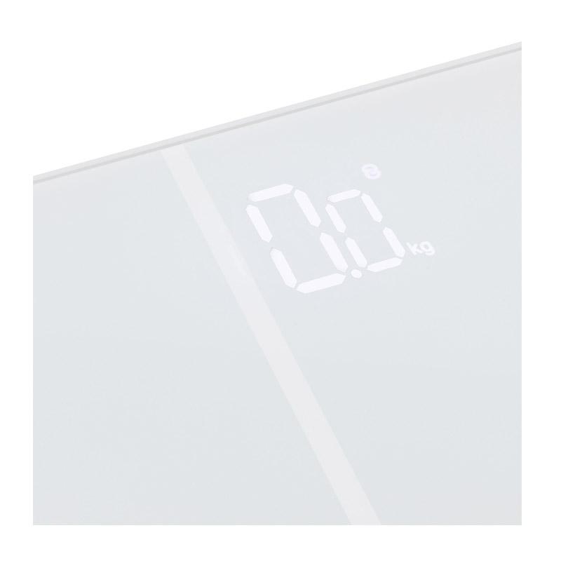 Ψηφιακή Ζυγαριά Μπάνιου Χρώματος Λευκό SMART WELLNESS IKOHS 8435507915014