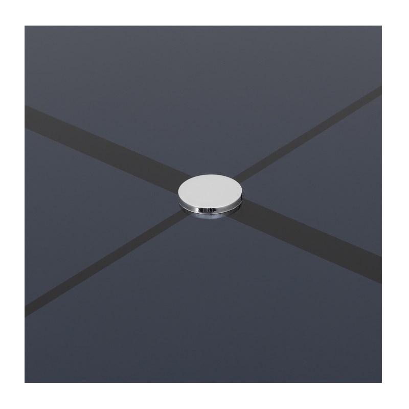 Ψηφιακή Ζυγαριά Μπάνιου Χρώματος Μαύρο SMART WELLNESS IKOHS 8435507915021
