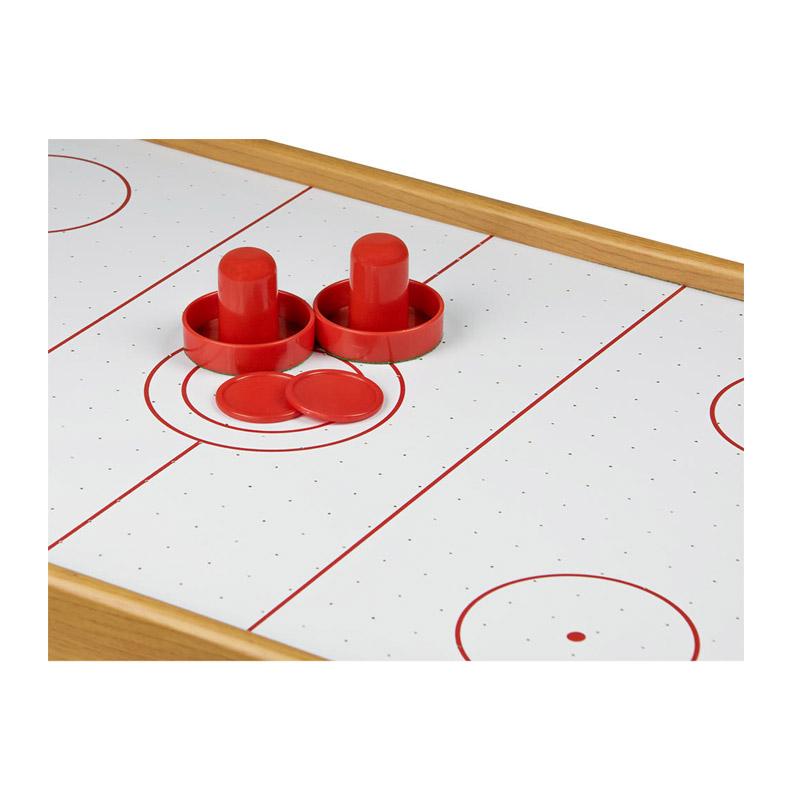 Ξύλινο Επιτραπέζιο Air Hockey 70 x 38 x 12.5 cm Neo-Sport NS-426