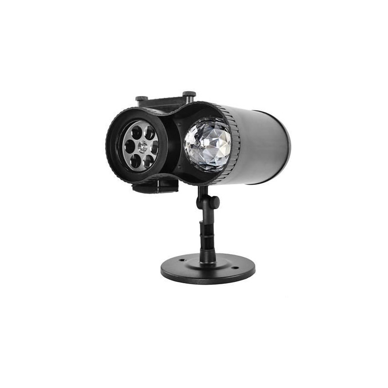 Προβολέας LED 5 W με 12 Διαφορετικά Σχέδια SPM 9565