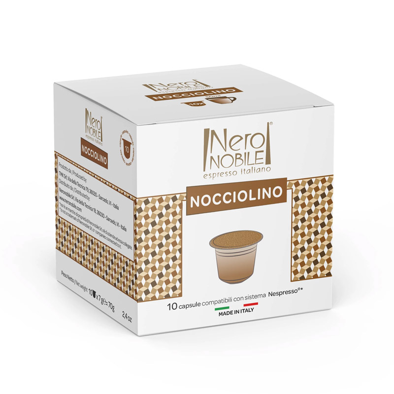 Ρόφημα Neronobile Nocciolino