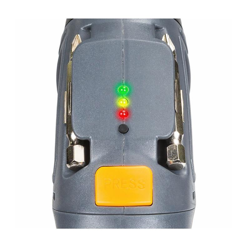 Επαναφορτιζόμενο Ασύρματο Κατσαβίδι 3.6 V POWERMAT PM-WA-3.6V-1.5AT