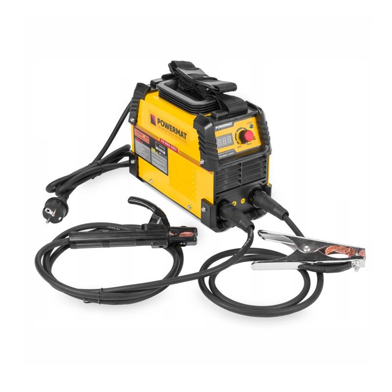 Ηλεκτροκόλληση Inverter 300A 230V IGBT POWERMAT PM-MMA-300ST