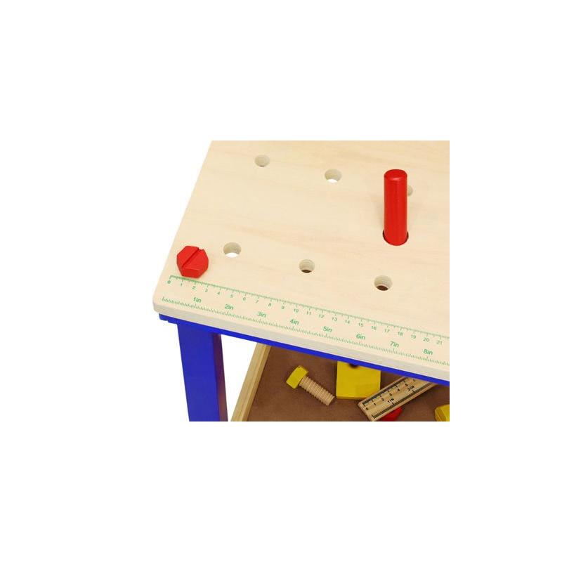 Ξύλινο Παιδικό Εργαστήριο με Εργαλεία SPM 6860