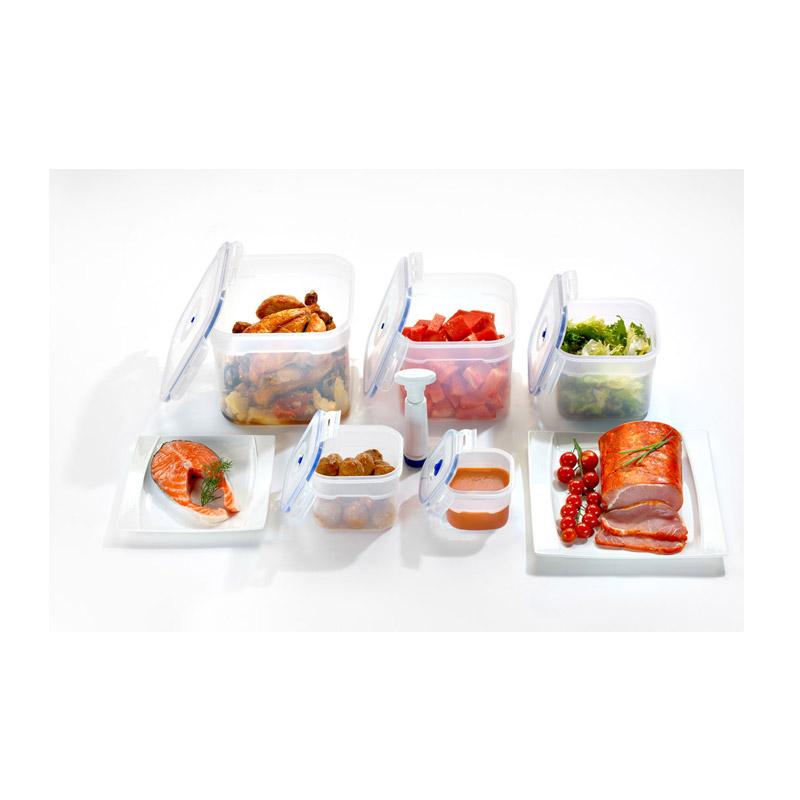 Σετ 5 Μπολ Φαγητού με Αντλία Κενού Αέρος XSQUO Store Vac 8480113848447