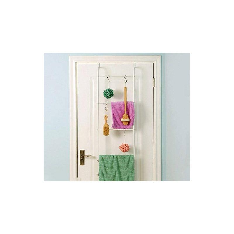Μεταλλική Πετσετοκρεμάστρα Πόρτας 110 x 40 x 13 cm MWS4497