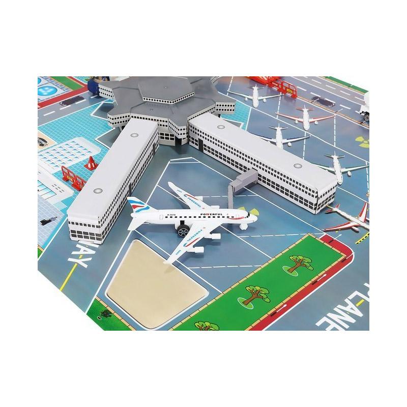 Σετ Παιδικό Αεροδρόμιο SPM 9507
