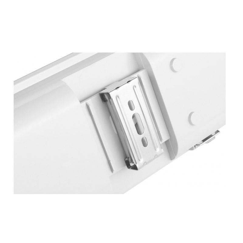 Διπλό Φωτιστικό Φθορίου Οροφής Σκαφάκι 60 cm IP65 με 2 Λαμπτήρες LED 2 x 9 W Duo Pack SPM 8719831798384
